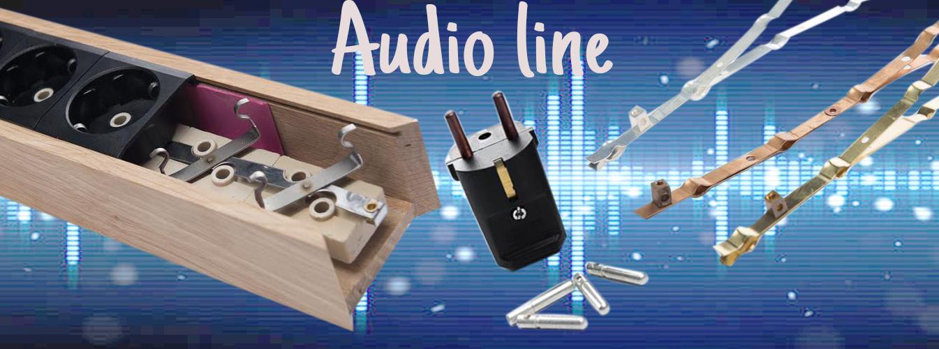 Hifi kablovi strujne letve audiofilske posrebreni kontakti OFC bakar za audio uzivanje dozivljaj hand made srbija